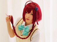 Mea Kurosaki - To Love ru Cosplay^^