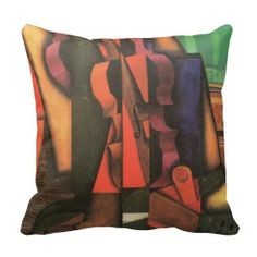 Violin and Guitar by Juan Gris, Vintage Cubism Throw Pillows We provide you all shopping site and all informations in our go to store link. You will see low prices onDiscount Deals          	Violin and Guitar by Juan Gris, Vintage Cubism Throw Pillows Here a great deal...