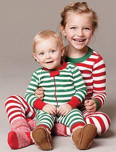 My girls will wear matching Xmas pjs every year! 03c984f3e