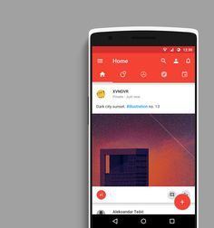 Google+ complete redesign