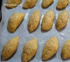 Pretzel Bites, Baked Potato, Bread, Baking, Ethnic Recipes, Food, Turkish Recipes, Bread Making, Meal