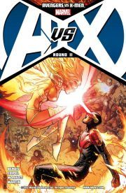 Avengers vs. X-Men #11 (of 12) There can be only one who wields the Phoenix Force?and the Avenger/X-Men war leads to a fatality.