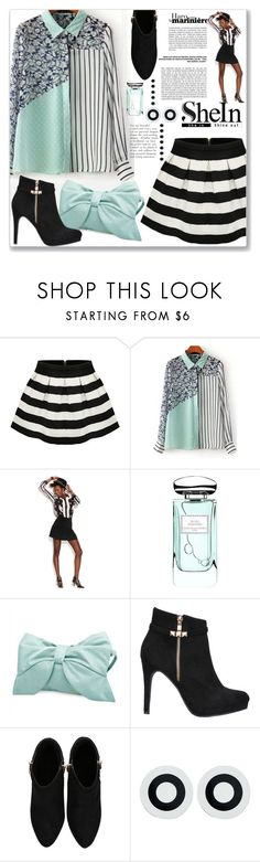 """""""Shake it off"""" by gina-m ❤ liked on Polyvore featuring By Terry, contest, fashionset and shein"""