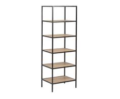 60 cm x 172 cm x 45 cm Mango wood Book-case  Loft
