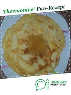 Apfel Pfannkuchen von Melli1307. Ein Thermomix ® Rezept aus der Kategorie sonstige Hauptgerichte auf www.rezeptwelt.de, der Thermomix ® Community.