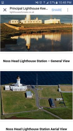 Lighthouse Keeper, Lighthouses, Aerial View, Golf Courses, Lighthouse