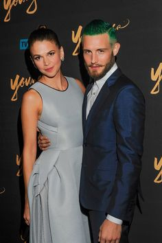 Nico and Sutton at the premiere of Younger. Watch Nico Tortorella and Sutton Foster in the next episode of Younger. 10/9 C on TV Land. Click to watch a current episode.