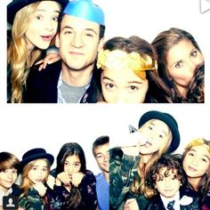 New photos of the Girl Meets World cast
