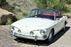 Learn more about 1968 Volkswagen Type 34 Karmann Ghia Coupe on Bring a Trailer, the home of the best vintage and classic cars online. Karmann Ghia For Sale, Volkswagen Karmann Ghia, Volkswagen Group, Vw Bus, Vw Group, Old Classic Cars, Cute Cars, Convertible, Type 3