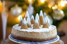 Perníkový cheesecake - Sweet Desserts, Cheesecake, Food, Cheesecakes, Essen, Meals, Yemek, Cherry Cheesecake Shooters, Eten