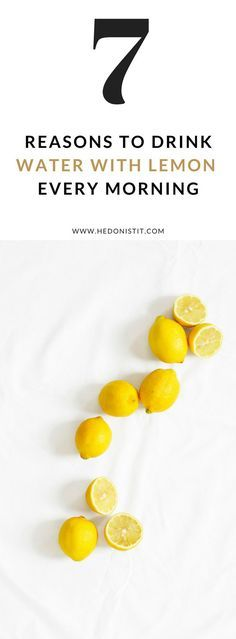 Starting a healthy lifestyle is as easy as squeezing half a lemon into a glass of warm water every morning! Ever wondered what are the benefits of this great drink? {spoiler : weight loss is only one of them!!} | Health & fitness detox tips | warm eater with lemon every morning | click on the image for the full story!