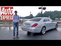 Mercedes S-Class 2014 review - Auto Express - YouTube