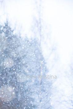 Ann-Kristina Al-Zalimi, snow, snowing, finland, winter, talvi, lumi, lumisade, sataa lunta, it's snowing