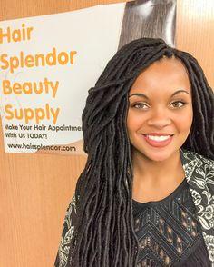 Crochet Hair Beauty Supply : ... , Kim at Hair Splendor Beauty Supply. Follow us on IG @HairSplendor