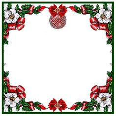 Christmas Borders and Frames | ... Summerlove's Scrapbooks >> Pretty Christmas Frame Challenge - Page 1