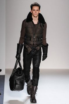 See the Collection: Belstaff Fall 2013