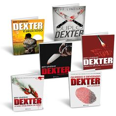 Kit - Coleção Dexter (6 Livros)