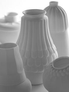 love white vases
