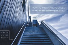 How to Motivate Yourself. Free motivational manifestoes at the end of the post