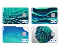Epos & Visa Have 100 Worldwide Artists Design Credit Cards - if ...