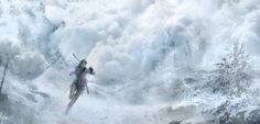 General 4466x2148 Rise of the Tomb Raider bow and arrow snow