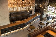 Roister | restaurante de culinária contemporânea americana e cerveja artesanal