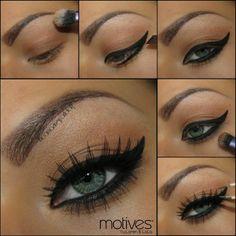 Liquid, Cappuccino, Onyx, Little Black Dress Gel Eyeliner, Black Magic Waterproof Eye Pencil.