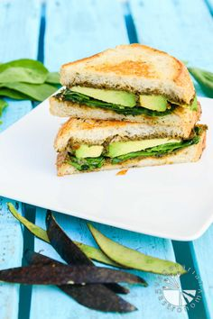 This sandwich really is The Ultimate Green Panini. Not because I've tried to stuff everything and anything into it, it's actually quite the opposite. This panini contains pesto, avocado, and spinach. That's IT! So what's so ultimate about that? It's Simple and Easy, takes 10 minutes to...Read More »