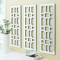 Better Homes And Gardens 21 Quatrefoil Wall Mirror From Wal Mart