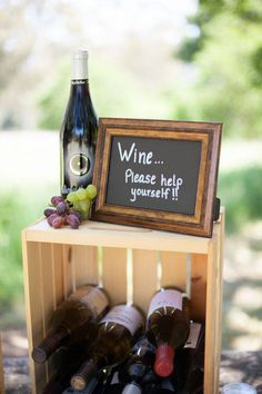 Best #Wine Sign EVER!