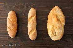 I loveeeeee Vietnamese baguettes, which is also an intimidating recipe to try. Here's another link to a recipe online: http://forums.egullet.org/topic/142665-recreation-of-vietnamese-banh-mi-baguette/