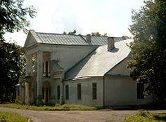 Podorsk, Bialorus Dawny dwor Czeczottow,