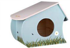 Honey & Hopper wooden house for guinea pigs £23.50
