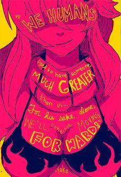 tis better to be vile than vile esteemed. — adayinthelifeofjake: Quotes overlayed onto their. Fan Art Anime, M Anime, Kawaii Anime, Gurren Lagann Kamina, Loki, Gurren Laggan, Yoko Littner, Haruhi Suzumiya, Manga Quotes