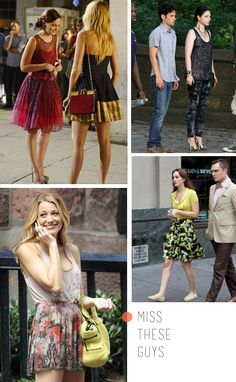 gossip girl season 6 style