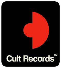 CULT RECORDS LOGO blog Music Logo Inspiration, Logo Design Inspiration, Web Design, Label Design, Brand Design, Graphic Design, Event Branding, Logo Branding, Record Label Logo