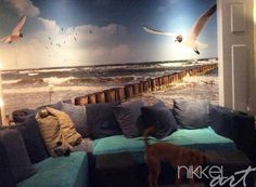 Fotobehang Oceaan www.nikkel-art.nl