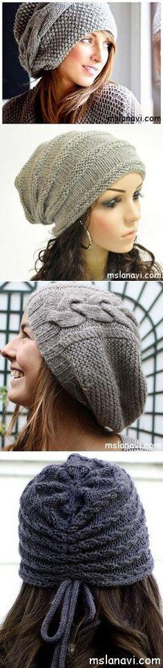 Оригинальные вязаные шапки | Мисс Лана Ви | Ms Lana Vi