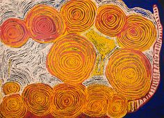 Beautiful painting by Nyarrapi Giles (scheduled via http://www.tailwindapp.com?utm_source=pinterest&utm_medium=twpin&utm_content=post54697996&utm_campaign=scheduler_attribution)