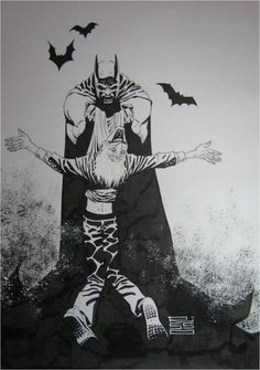 Batman, Joker. Eduardo Risso.