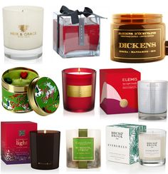It's beginning to smell a lot like Christmas.. Our guide to the best Christmas scented candles.