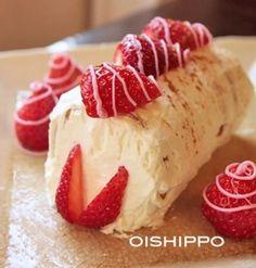 オーブン不要!ビスケットでマスカルポーネショートケーキ