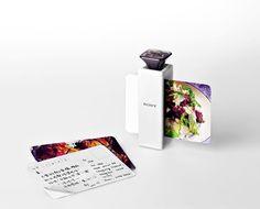 Machine Prints Food Smells On Postcards