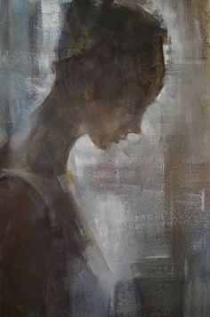 "Saatchi Art Artist Fanny Nushka Moreaux; Painting, ""Transparencies, 2015"" #art"