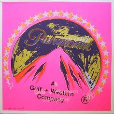 Paramount   Pop Art   Andy Warhol