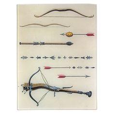 Bows & Arrows Tray