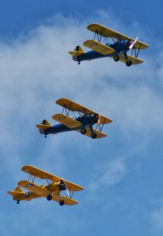 Stearman...my all time favorite aircraft!