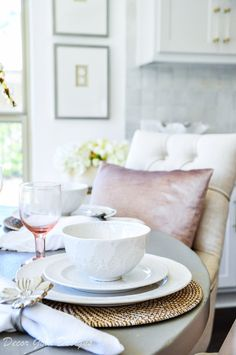 Trendy Ideas For Breakfast Table Setting Simple Dining Rooms Good Morning Breakfast, Breakfast For A Crowd, Breakfast Plate, Breakfast In Bed, Baked Breakfast Recipes, Easy Brunch Recipes, Healthy Breakfast Smoothies, Breakfast Nook Decor, Breakfast Table Setting