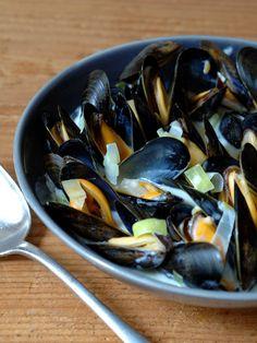 Moules marinières : recette des moules marinières