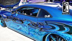 custom painted cars   custom paint, custom airbrushing, airbrushed graphics, custom camaro